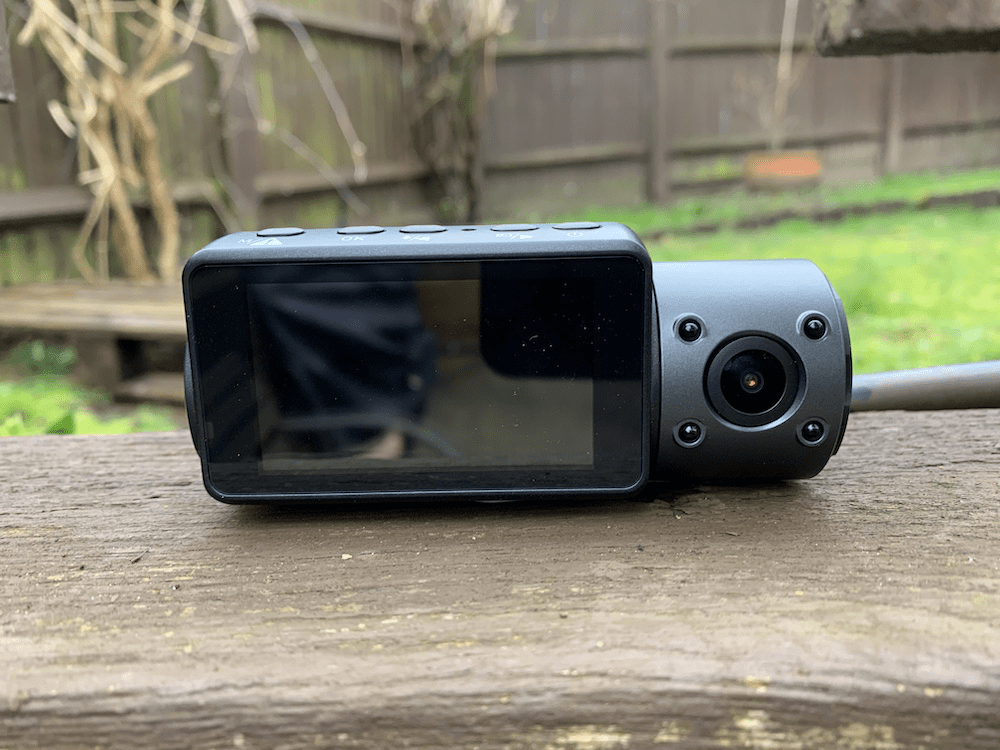 Vantrue N4 Triple Dash Cam Review - The First 3 camera | Get Your Discount!